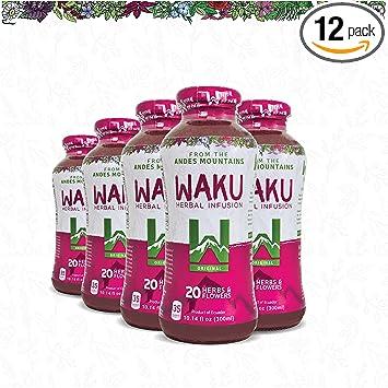 Review Waku Herbal Tea, Original
