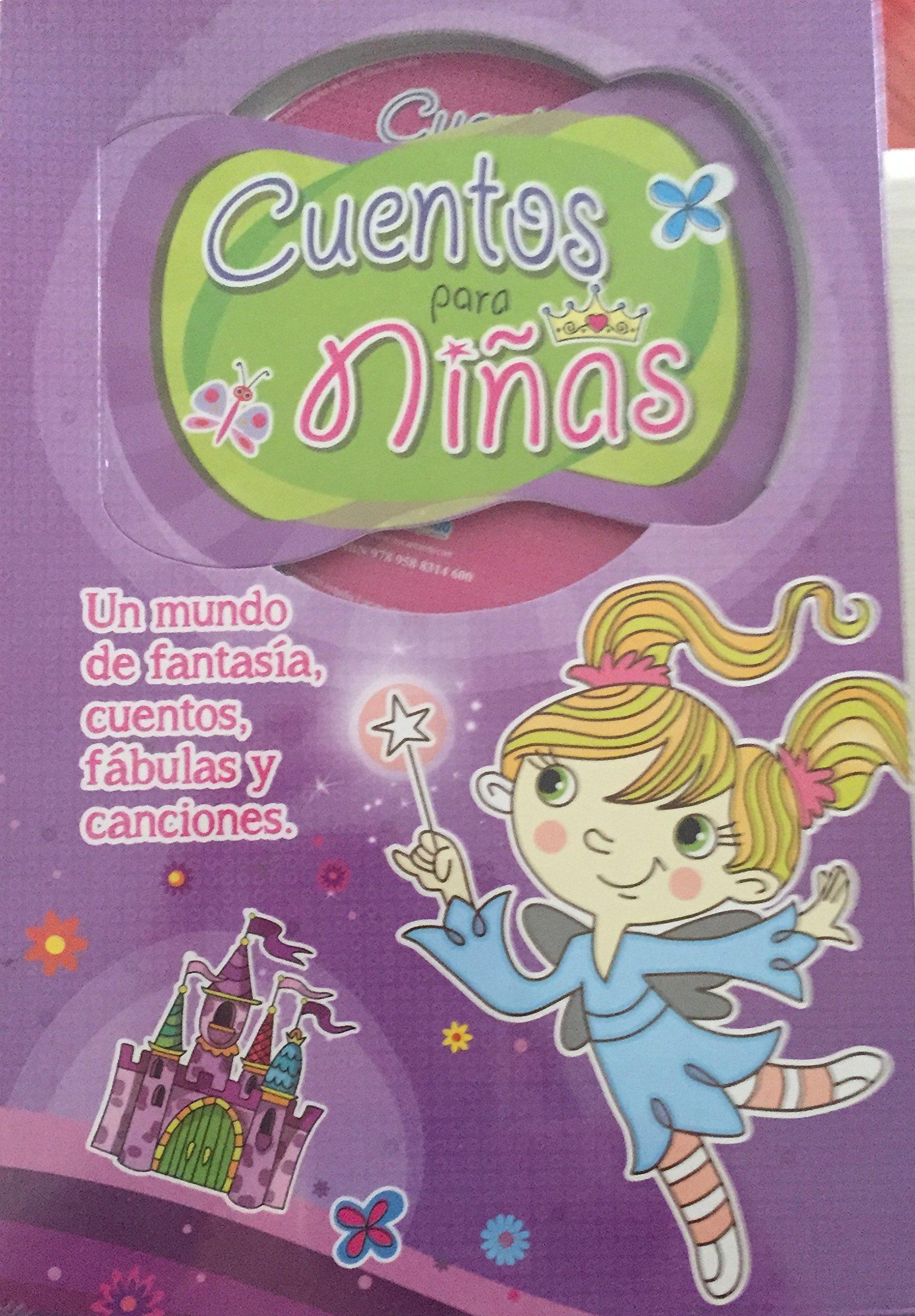 Read Online Cuentos para niñas (Libro, CD y rompecabezas) ebook