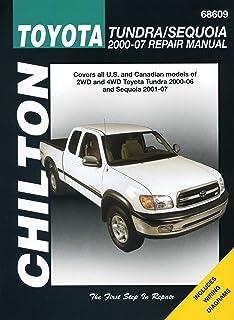 2004 toyota tundra service repair manual software