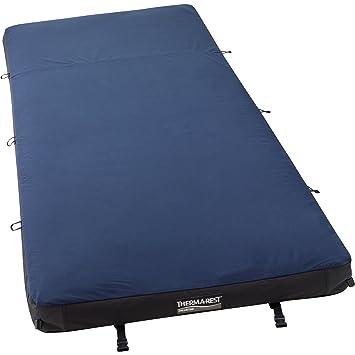 foam camping mattress. Therm-A-Rest Dreamtime Self-Inflating Luxury Foam Camping Mattress, Large - Mattress C