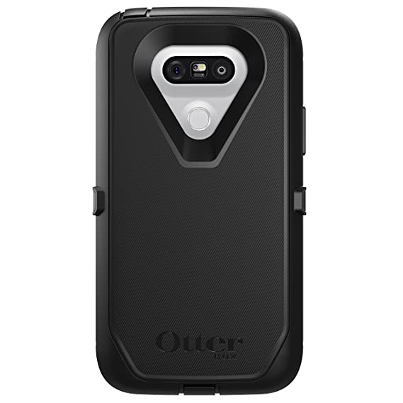 info for 1a576 251a6 OtterBox DEFENDER SERIES Case for LG G5 - Retail Packaging - BLACK