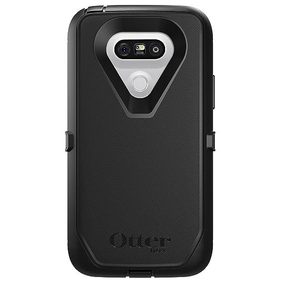 info for 9549f e8150 OtterBox DEFENDER SERIES Case for LG G5 - Retail Packaging - BLACK