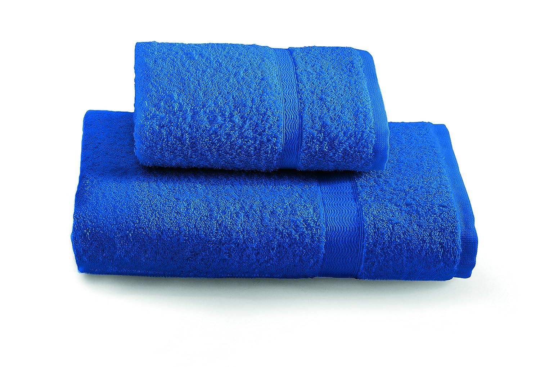 Gabel Tintunita & Co Set Asciugamani, 100% Cotone, Bluette, 100x60x0.8 cm 00 00614 000 000 42