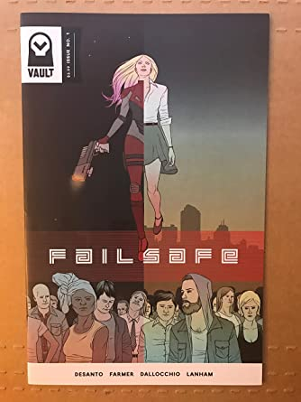 Failsafe #1 2017 first printing Comic Book NM Condition at