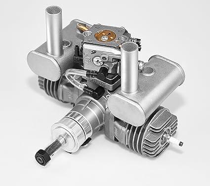RCGF 21cc Twin Small rc Gas Engine