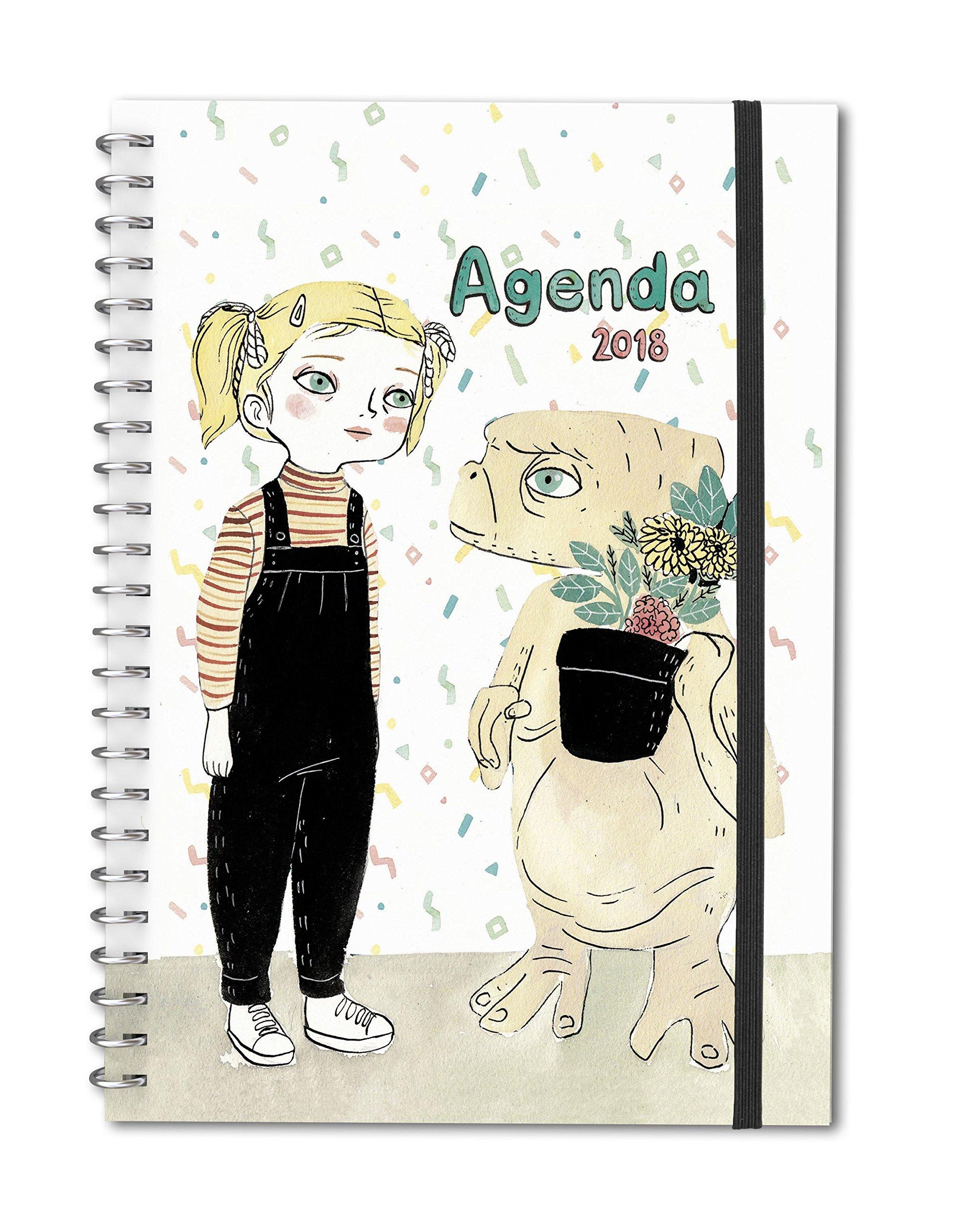 Agenda María Hesse 2018 Anual pequeña: María Hesse ...
