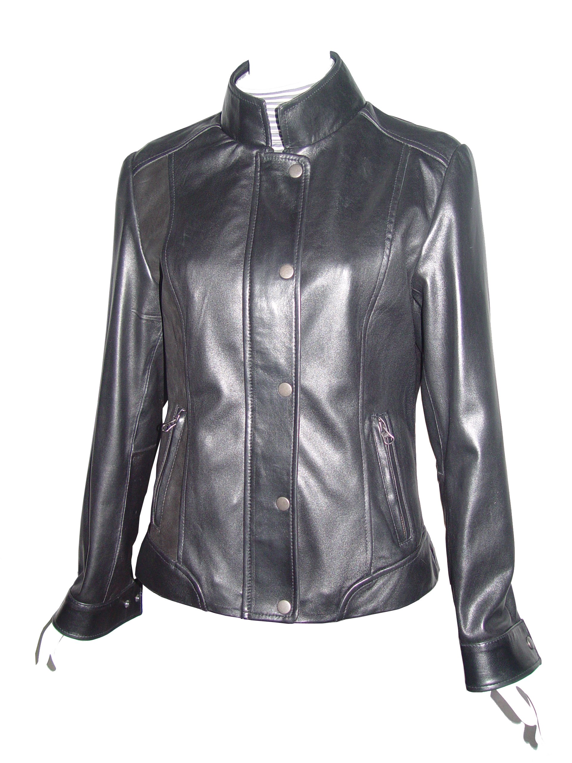 Nettailor 4089 Leather Clothing Womens Light Soft Lamb