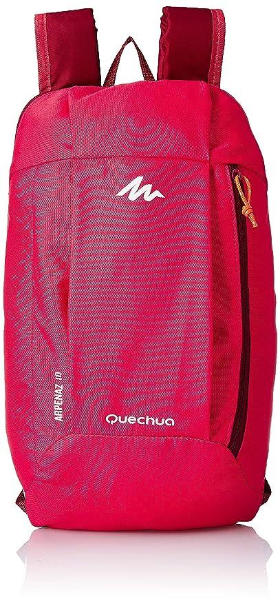 Quechua Arpenaz, mochila de senderismo, 10 l, rosa