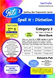 Sakshi India Spell Bee - Word List Book - Category 2