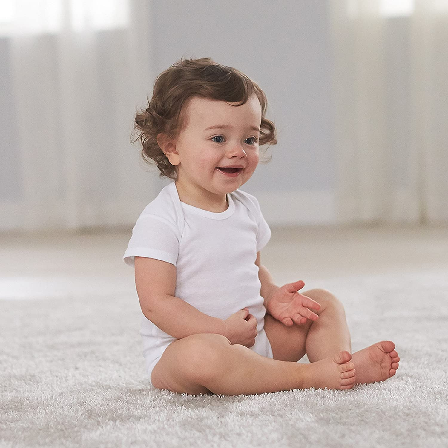 Gerber Baby Infant-and-Toddler-Bodysuits