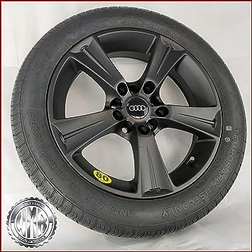 SP155112 Rueda de repuesto de aleación + neumático 155 70 R17 para Audi A6: Amazon.es: Coche y moto