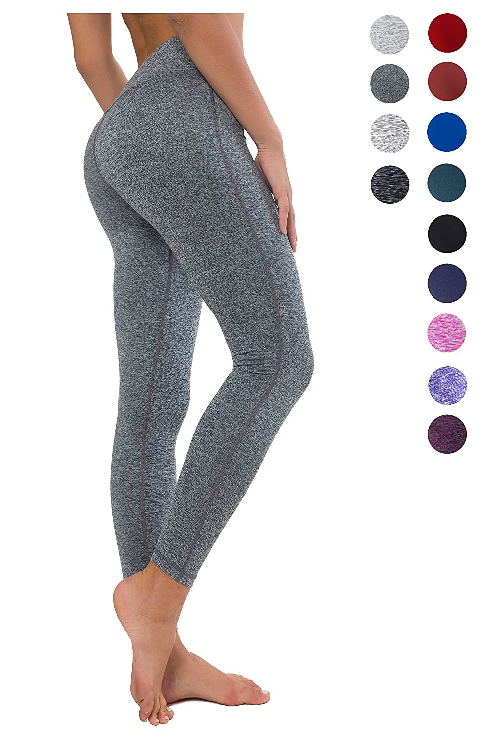 Queenie Ke Women Power Flex Yoga Pants Workout Running Leggings