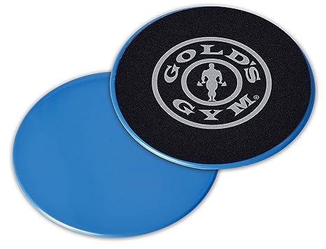 amazon com gold s gym power glide discs exercise equipment