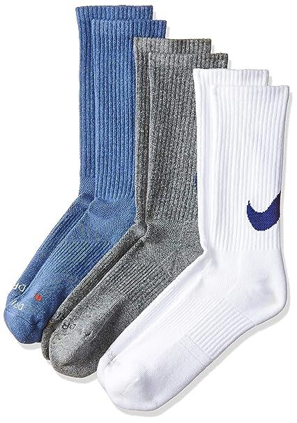 Amazon.com: Nike, calcetines bajos Dri-Fit para hombre, L ...