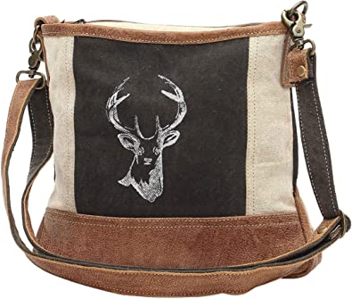 Myra Bags Reindeer Upcycled Canvas Crossbody Bag S 1033 Tan Khaki Brown One Size Handbags Amazon Com About 9% of these are mailing bags, 0% are biodegradable packaging. myra bags reindeer upcycled canvas crossbody bag s 1033 tan khaki brown one size