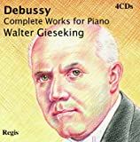 Debussy : L'intégrale des oeuvres pour piano. Gieseking.