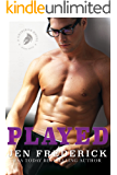 Played: A Novel (Gridiron Series Book 4) (English Edition)