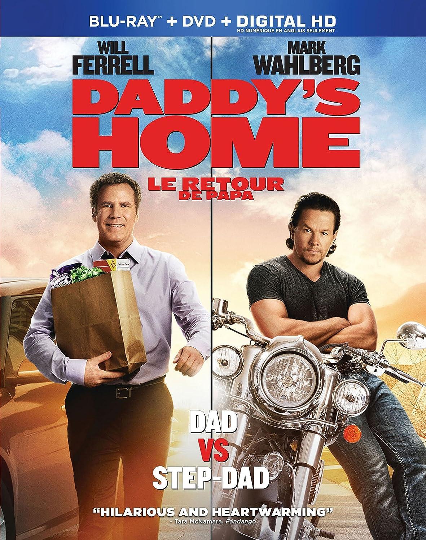 Daddy's Home (Blu-ray + DVD) (Blu-ray)