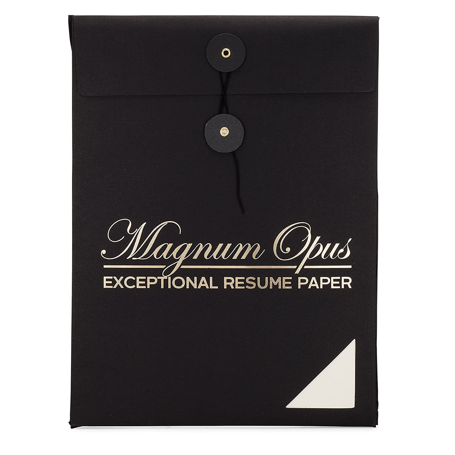 Amazon Magnum Opus Resume Paper 50 Sheets Exceptional