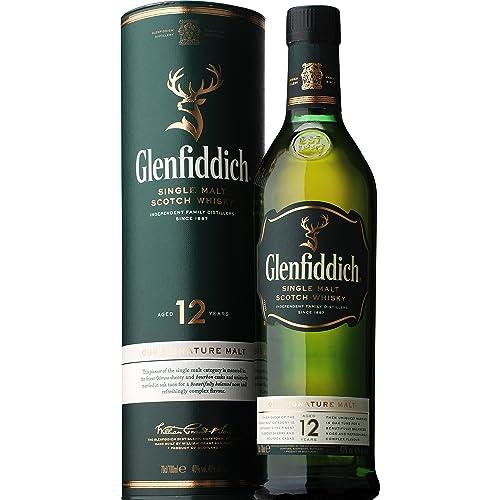 グレンフィデック 12年 シングルモルト ウイスキー