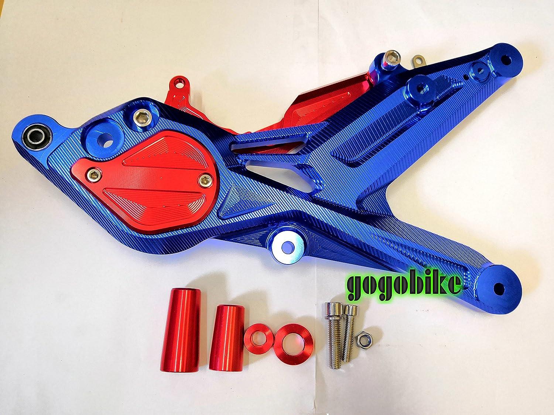 ヤマハ シグナスX SR 4型 アルミスイングアーム アルミ製 本体 青 ブルー 4色選択可能 (全24種類) (赤) B07FXPBWG9  赤