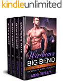Werebears Of Big Bend: The Complete Series Collection (Shifter Nation Book 4)
