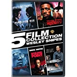 5 Film Collection: Wesley Snipes (DVD)