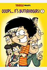 Ooops… It's Butterfingers! Volume -1 (Tinkle Collection) Kindle Edition