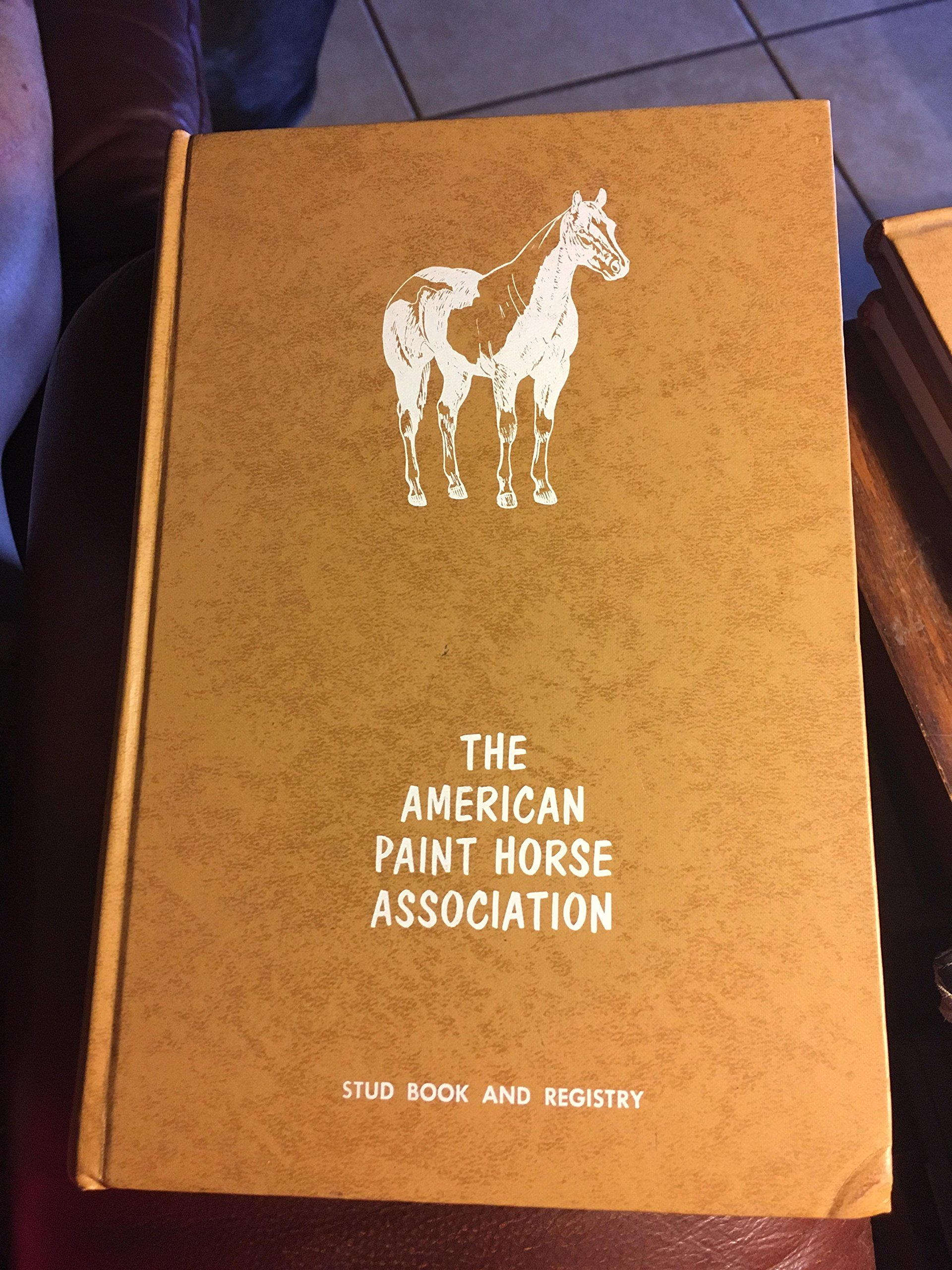 Official Stud Book and Registry at the American Paint Horse ...