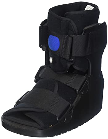 ba7eb26d9b Image Unavailable. Image not available for. Color: The Orthopedic Guys Low  Top CAM Walker Boot ...