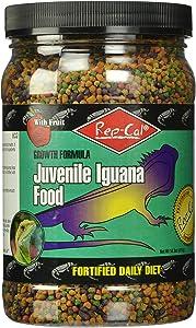 Rep-Cal SRP00802 Juvenile Iguana Food, 14.5-Ounce