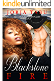 Blackstone Fire: A Blue Mountain Dynasty Romance (The Blue Mountain Dynasty Book 1)