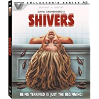 Shivers [Blu-ray +Digital]