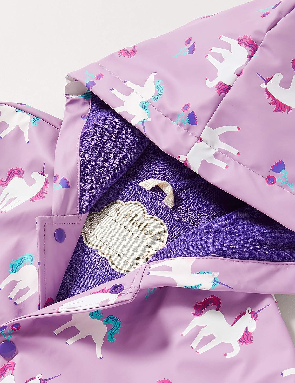 Hatley Girls Printed Raincoat