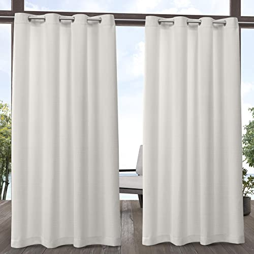 Exclusive Home Curtains Aztec Indoor/Outdoor Curtain Panel