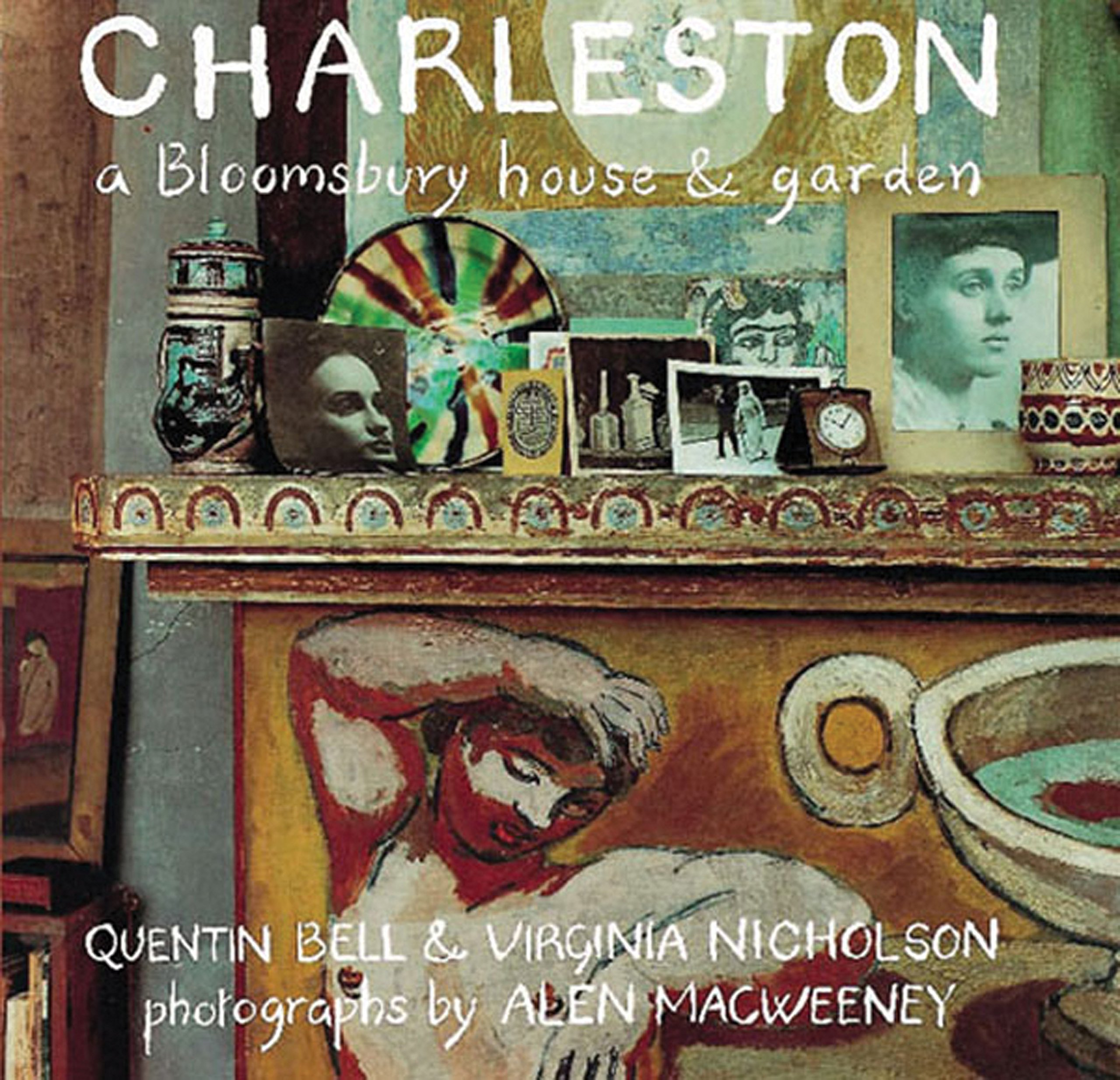 Download Charleston: A Bloomsbury House and Garden pdf