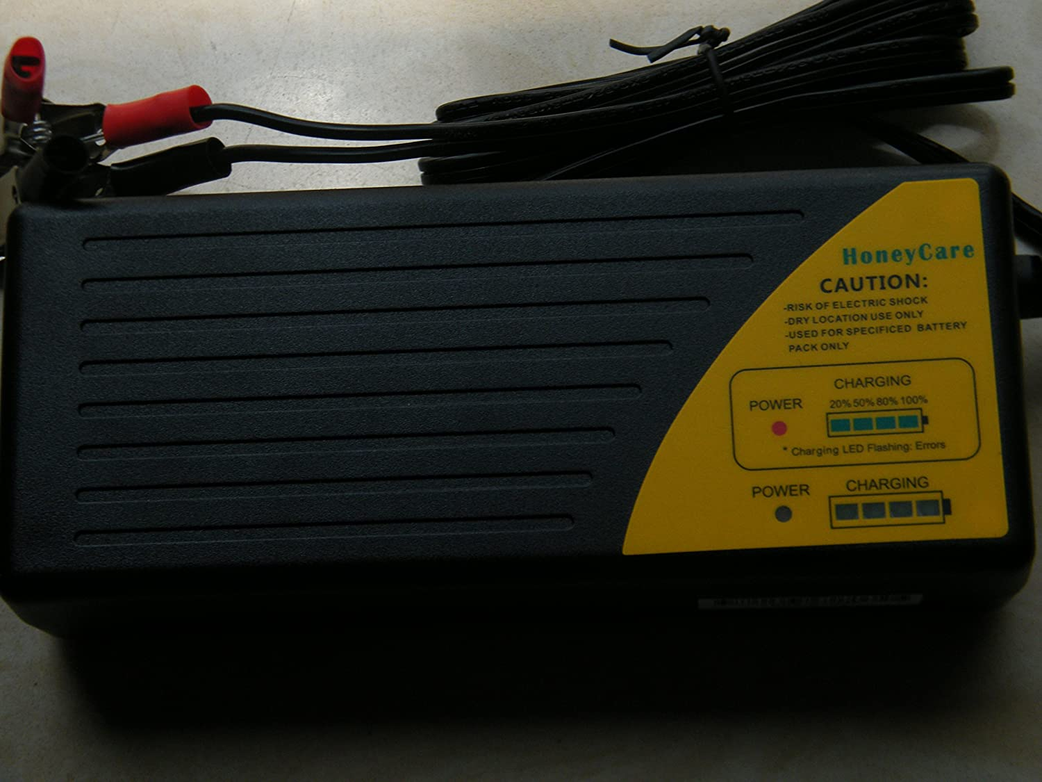 12V SLA Sealed Lead Acid Battery Charger,SLA AGM GEL VRLA Battery Charger with Fuel Gauge,MCU Control,With Recovery Function Charger For Scooter 12V Lead Acid Charger