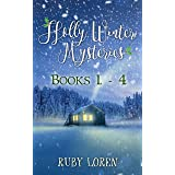 Holly Winter Mysteries, Books 1 - 4
