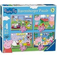 Ravensburger Peppa Pig 4 en una Caja (12