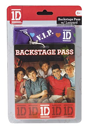 One direction vip backstage pass amazon toys games one direction vip backstage pass m4hsunfo