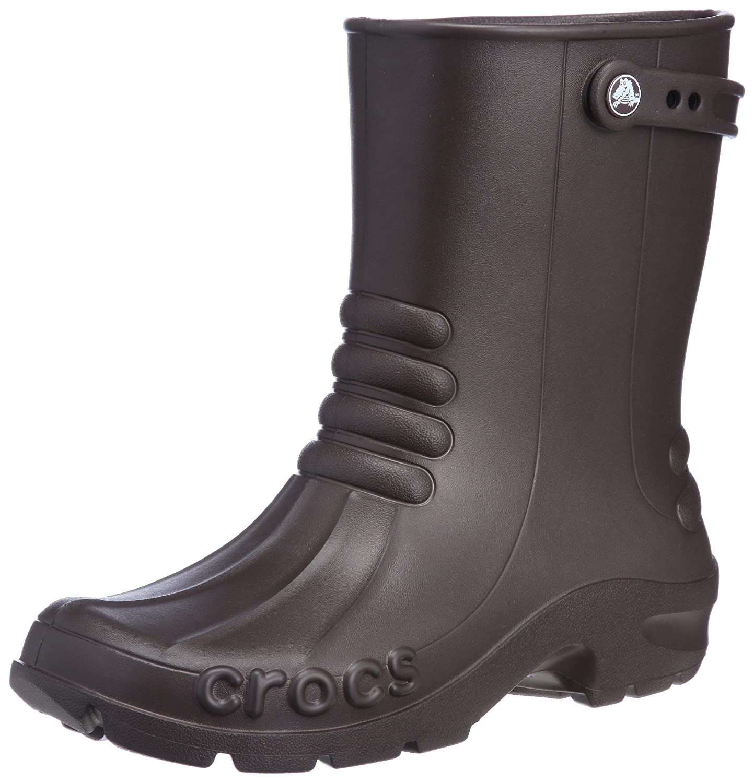 effd067aef70b5 Crocs Remy wellie Boot Espresso