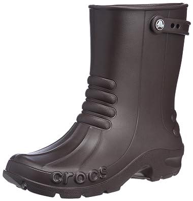 9bda5919883a43 Crocs Remy wellie Boot Espresso