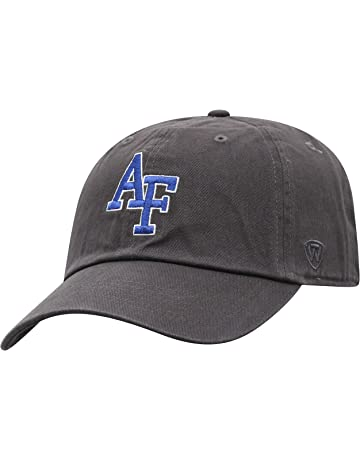 40303770336 Top of the World NCAA Men s Hat Adjustable Relaxed Fit Charcoal Icon