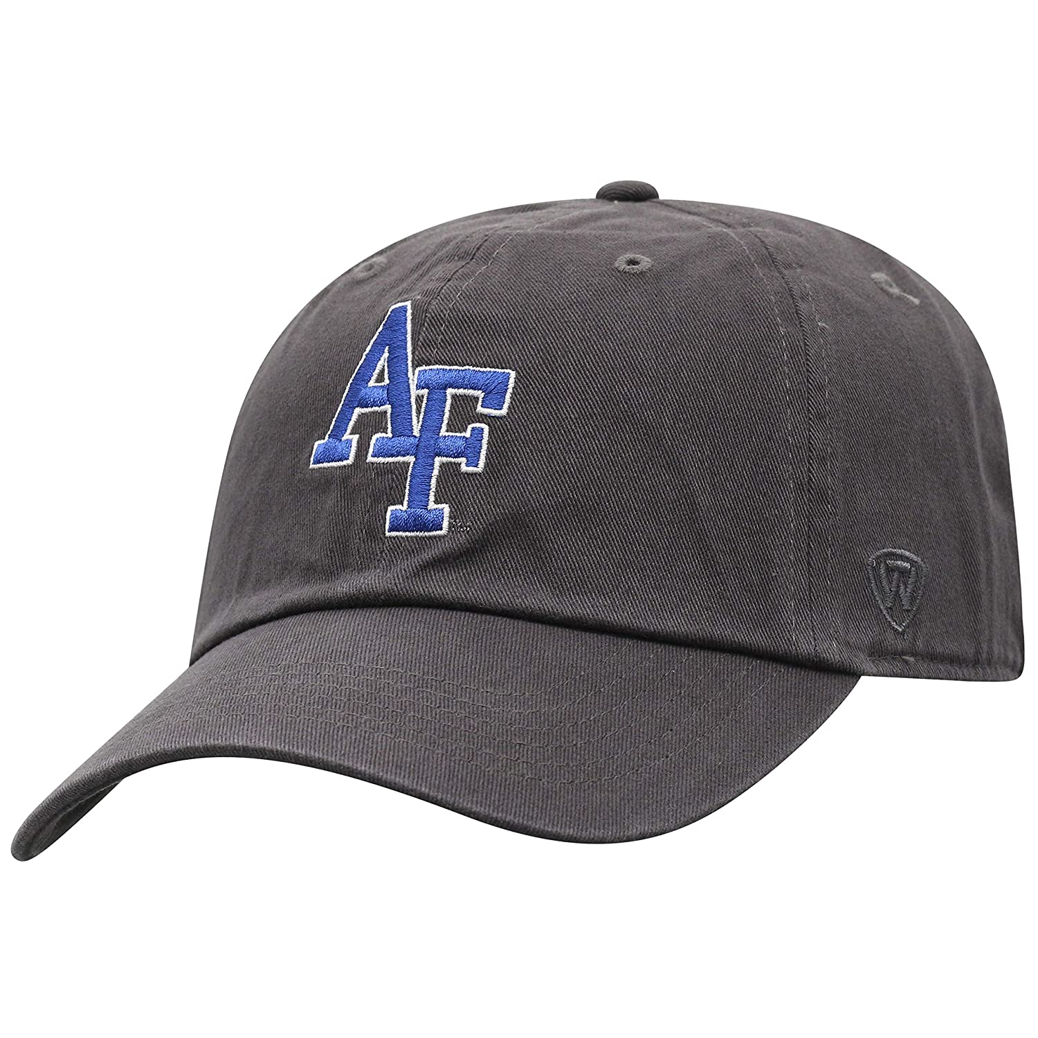 promo code f086a 2d4f2 Amazon.com   Top of the World Air Force Falcons Men s Hat Icon, Charcoal,  Adjustable   Clothing