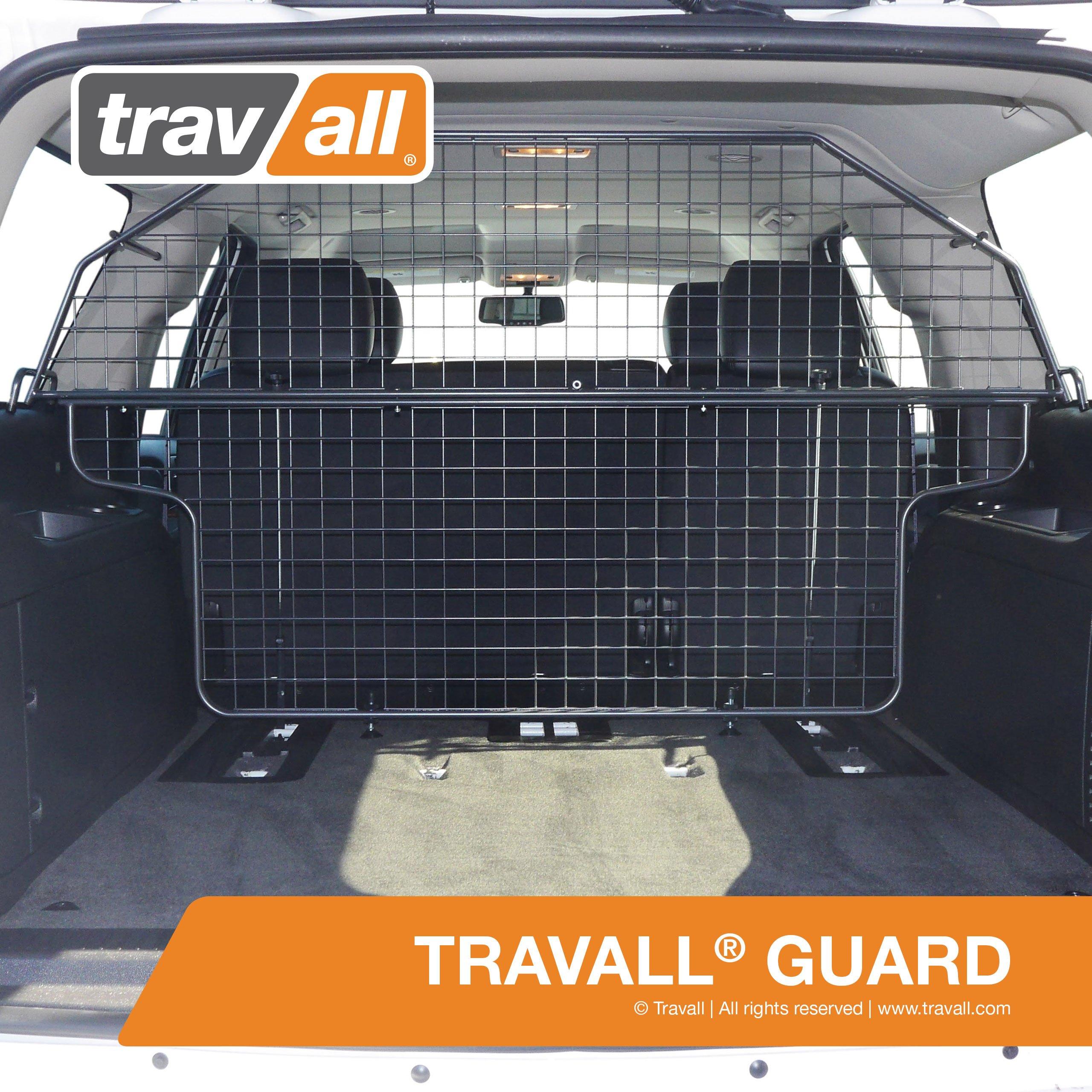 CHEVROLET Suburban GMC YUKON Xl Pet Barrier (2006-2014) - Original Travall Guard TDG1433