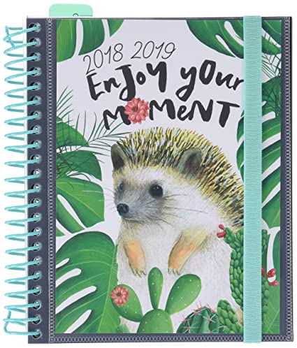 Grupo Erik Editores - Agenda escolar Enjoy Your Moment 2018 ...