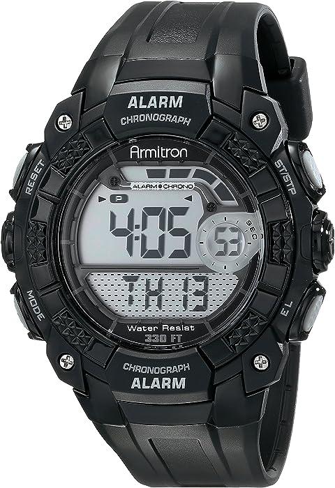 Armitron Sport Men 408209BLK Digital Watch