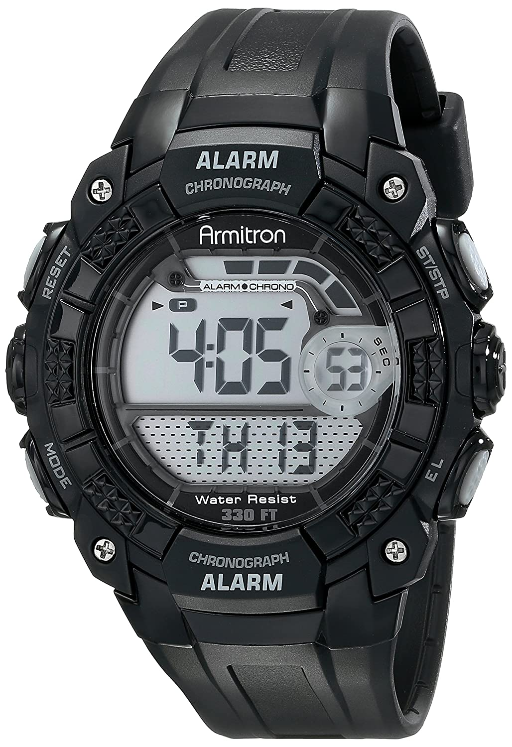 Armitron Sport Men 408209BLK Digital Watch