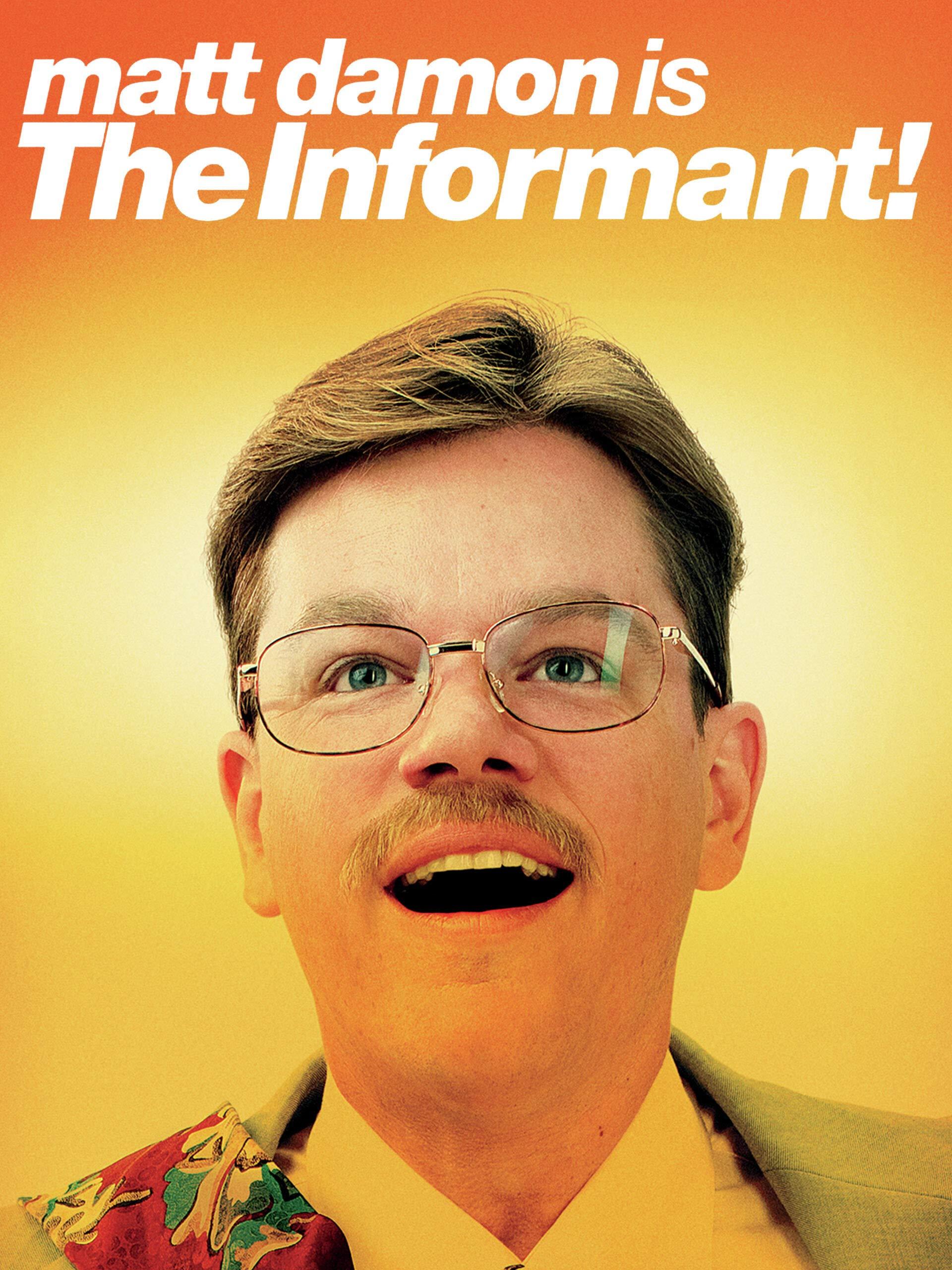 The Informant! on Amazon Prime Video UK