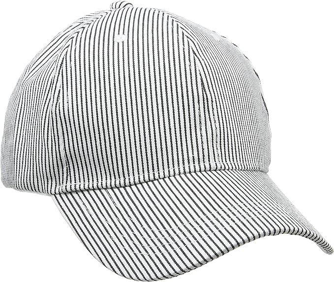 New Look Curve Peak, Gorra de béisbol para Hombre, (White Pattern ...
